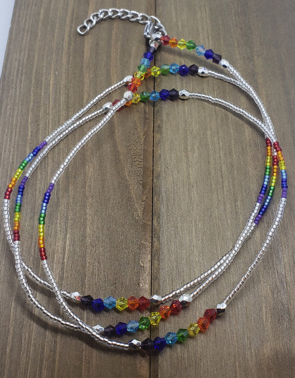 Follow the rainbow - Iced Adornments