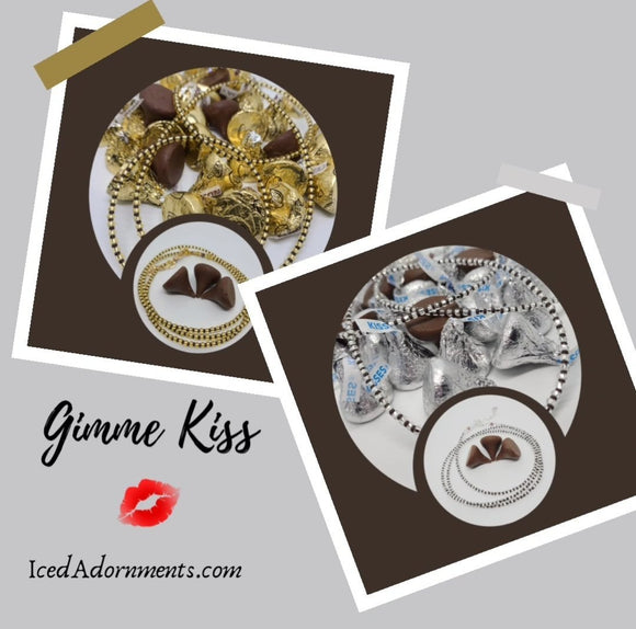 Gimme Kiss 💋 - Iced Adornments