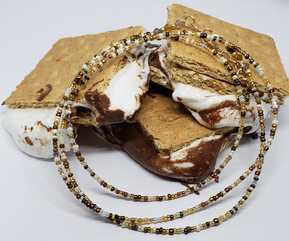 Gimme S'More - Iced Adornments