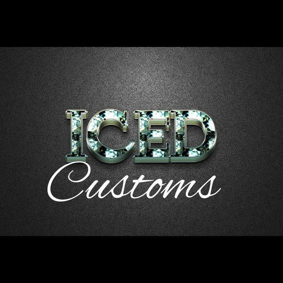 Iced Customs (4 colors) - Iced Adornments