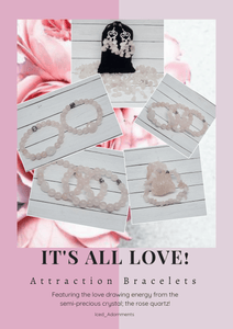 It's All Love 💗 - Iced Adornments