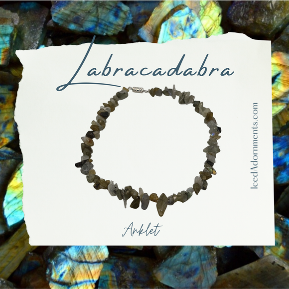 Labracadabra-Anklet - Iced Adornments