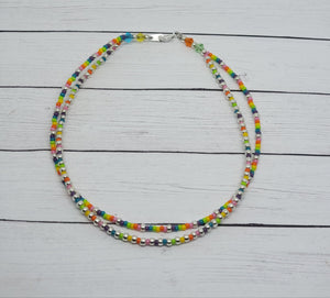 Life of the Party- Anklet - Iced Adornments