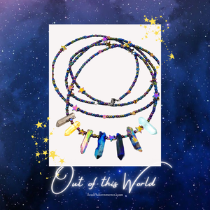 Out of this World - Iced Adornments