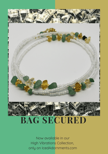 Secured Bag - Iced Adornments