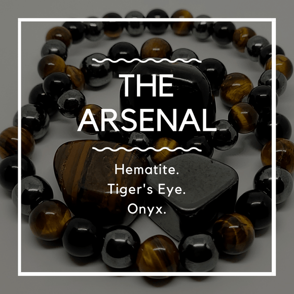 The Arsenal - Iced Adornments