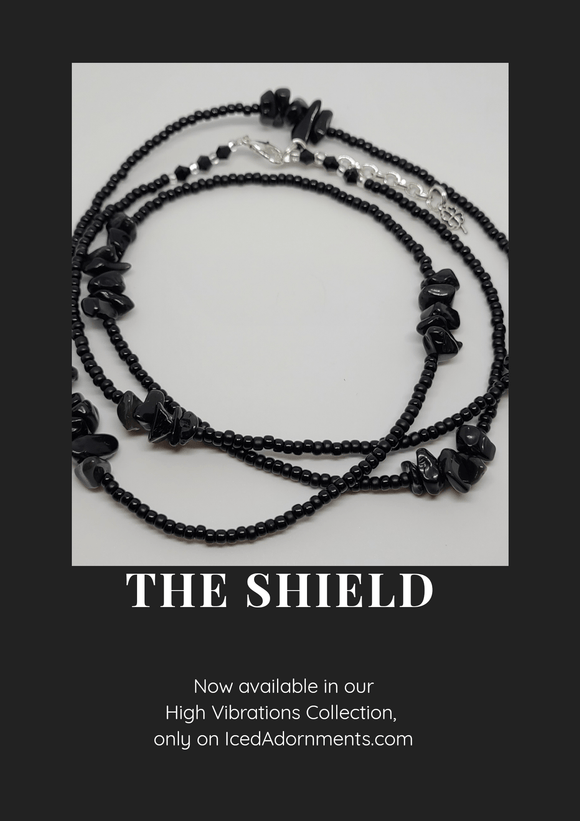 The Shield - Iced Adornments