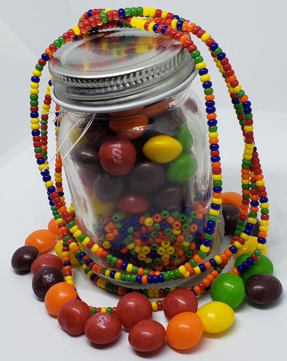 Wear the Rainbow-Tie on! - Iced Adornments