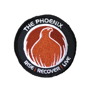 """The Phoenix"" Velcro Patches"