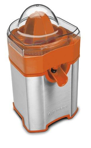 Cuisinart Ccj 500 Pulp Control Citrus Juicer Brushed Stainless Creative Concepts Kitchen And Bath