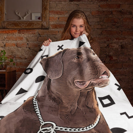 Snoozify™ Custom Fleece Blanket