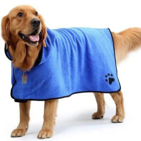 Fast Dry Pet Bath Towel