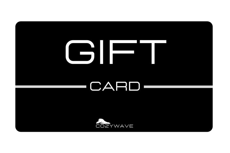 Cozywave Gift Card
