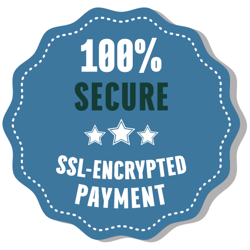 secure payment badge