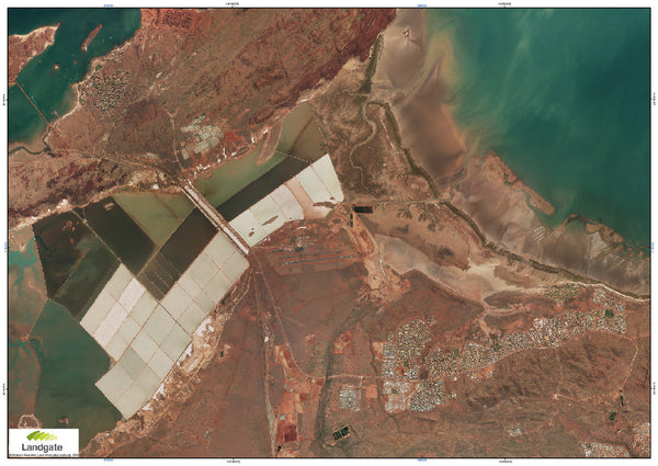 Dampier - Karratha  Custom Aerial Photogaphy