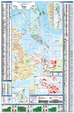 North Sea - Energy Infrastructure Map