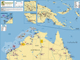 Northern Australia - PNG Oil and Gas..