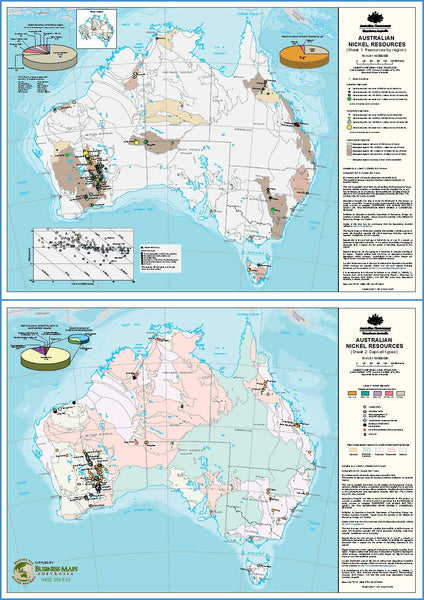 Nickel Mines and Deposits in Australia