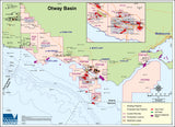 Otway Oil and Gas Fields