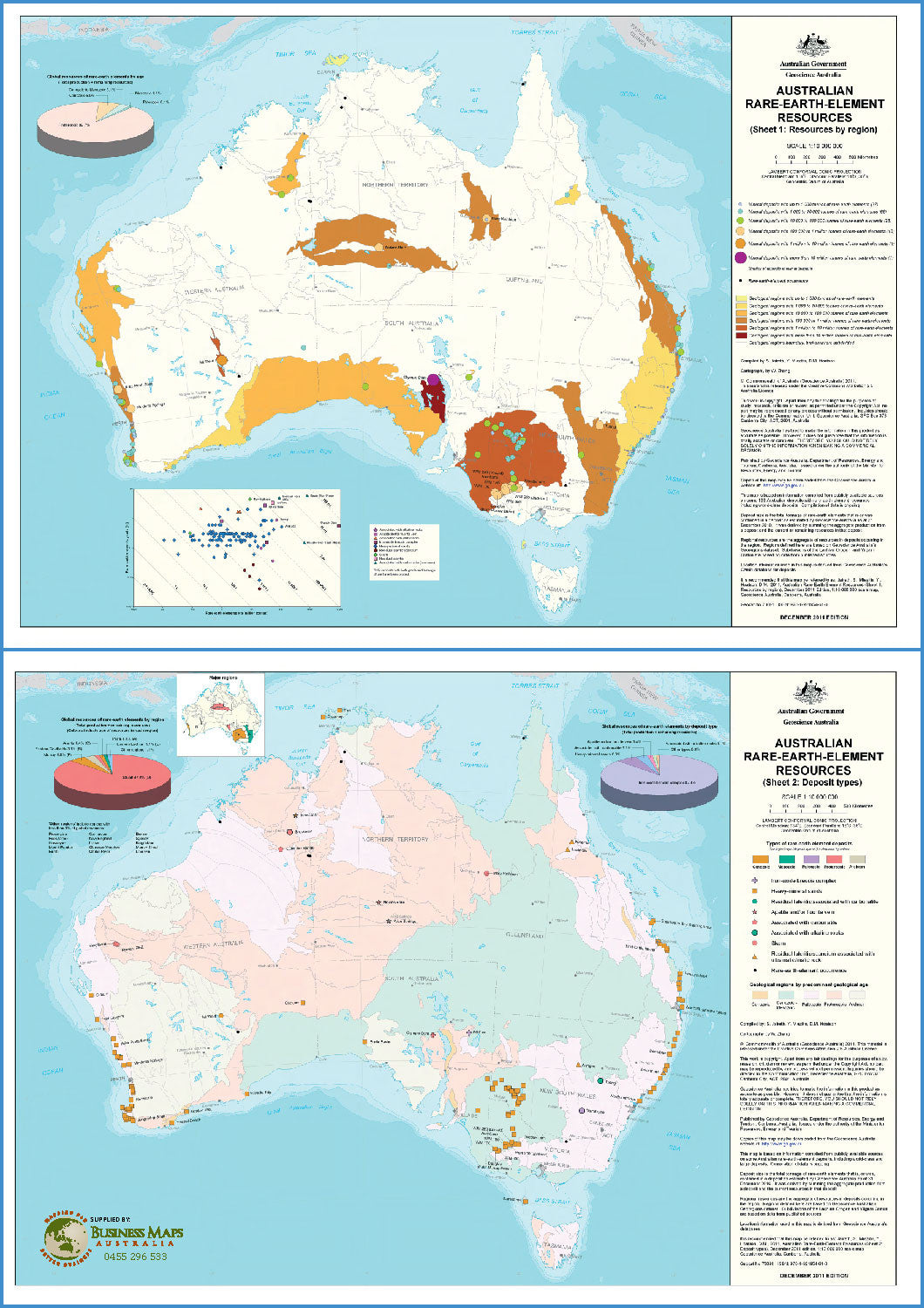 Businessmapsaustralia rare earth deposits and mines of australia rare earth deposits and mines of australia 2015 gumiabroncs Images