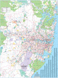 Sydney UBD Business Map