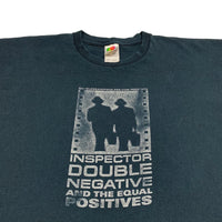2004 Inspector Double Negative - XL