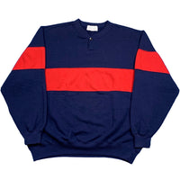 90s Navy/Red - XL