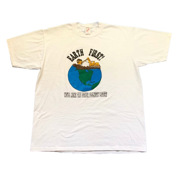 "90s ""Earth First"" - XL"
