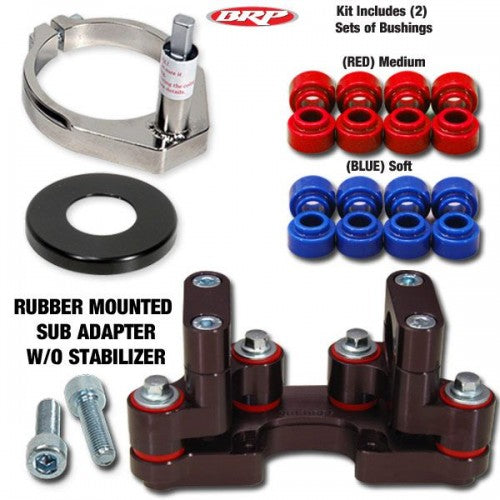 BRP Rubber Mounted Sub Mount Kit for KTM EXC-F