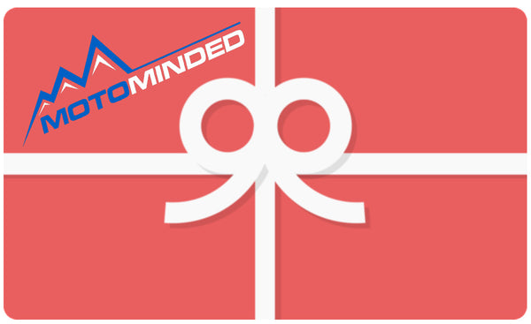 MotoMinded Gift Card