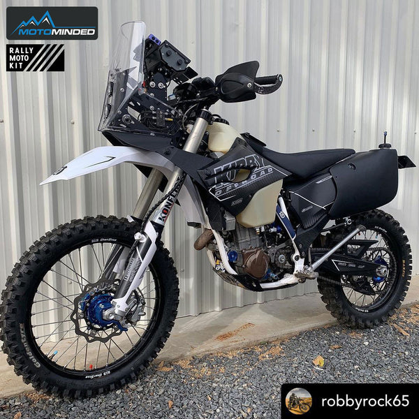 Rally Moto Kit V3 2014-21 KTM/17-21 HQV 350-501 cc