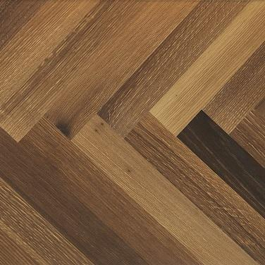 Atkinson and Kirby Parquet Harlesden Smoked Oak