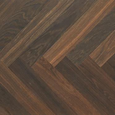 Atkinson and Kirby Parquet Sloane Smoked Oak Flooring