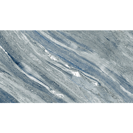 Ca Pietra Marble Luxe Palissandro Blue Porcelain Tile