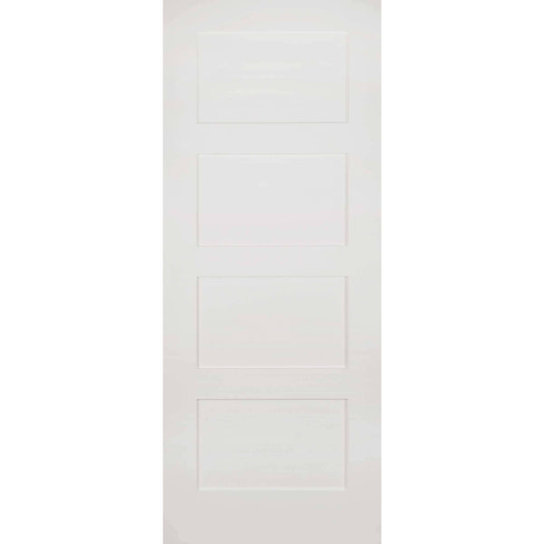 Deanta Coventry White Primed Interior Fire Door