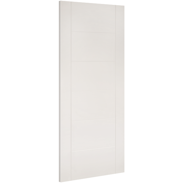 Deanta Seville Interior White Primed Standard Door