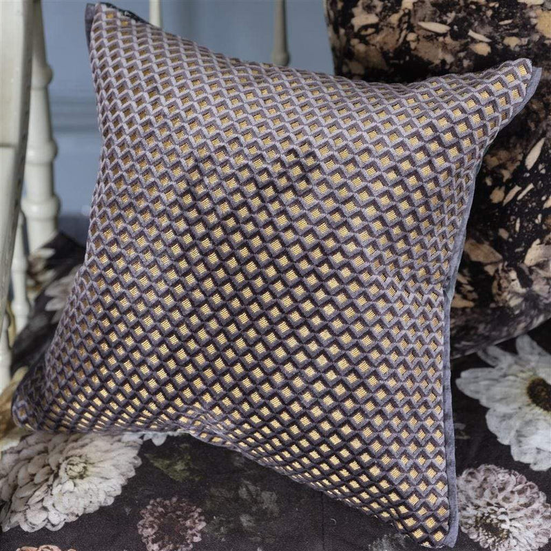 Designers Guild Portland Graphite Cushion