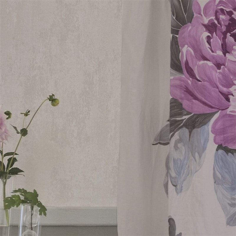 Designers Guild Ajanta Ivory Wallpaper