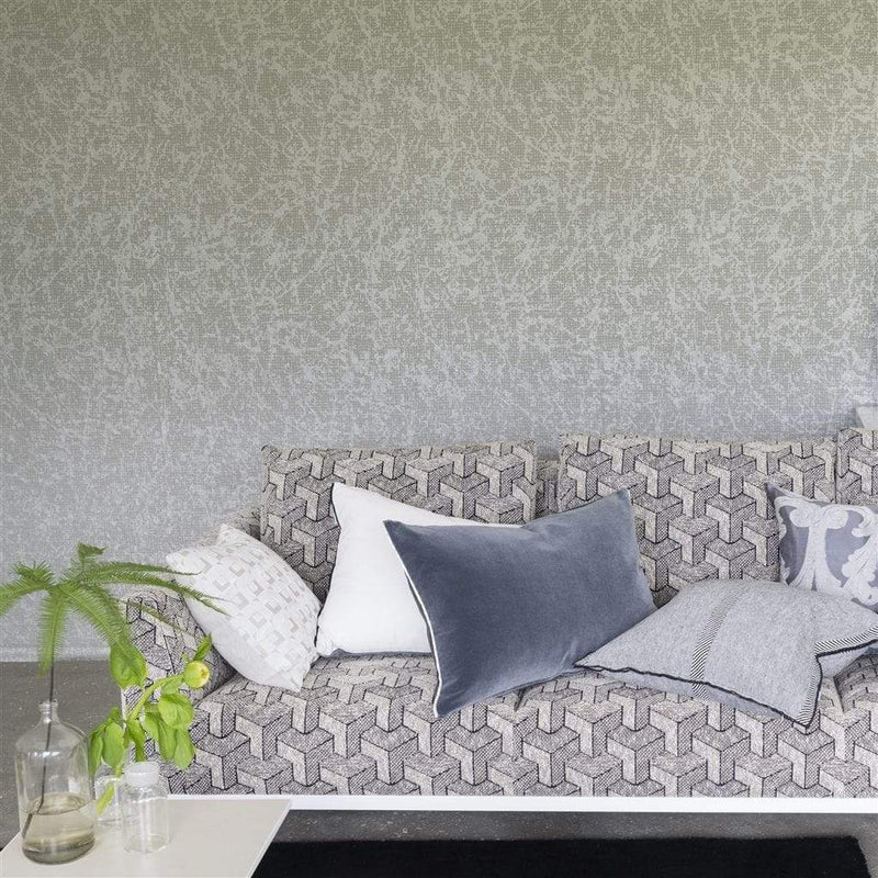 Designers Guild Boratti Birch Vinyl Wallcovering