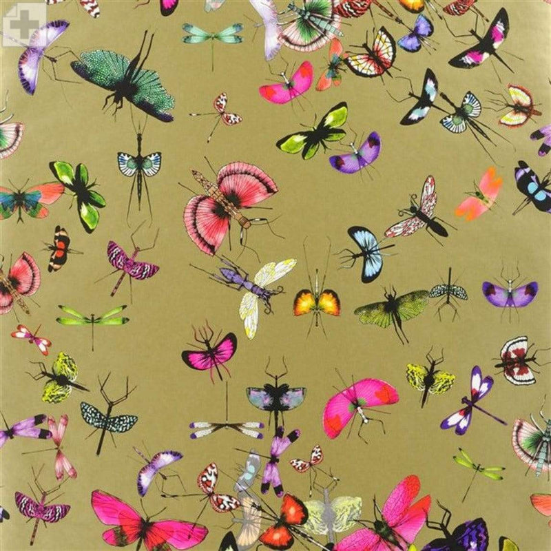 Christian Lacroix Mariposa Wallpaper