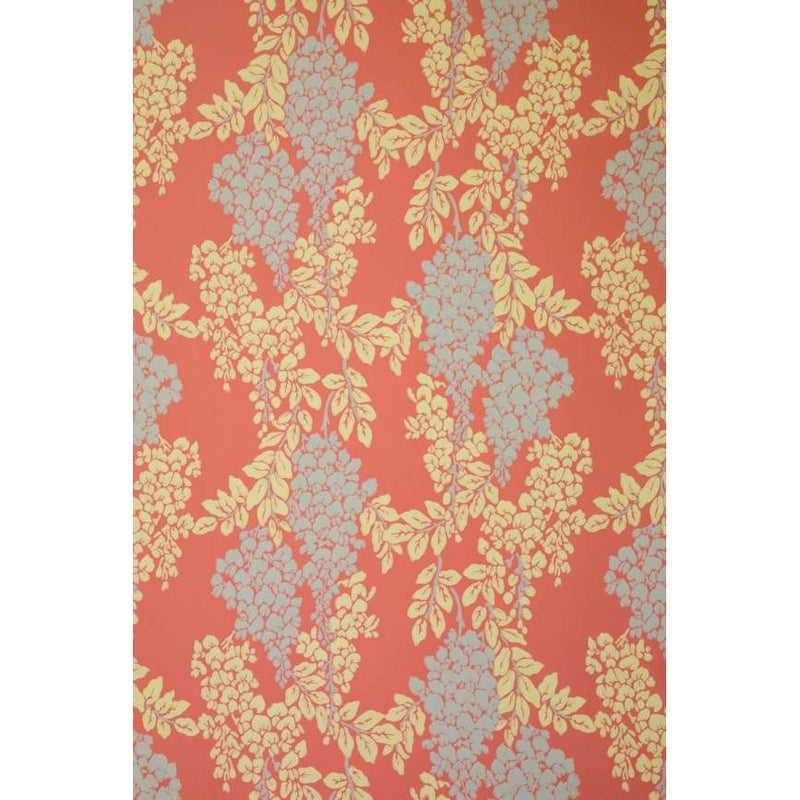 Farrow and Ball Wisteria Wallpaper