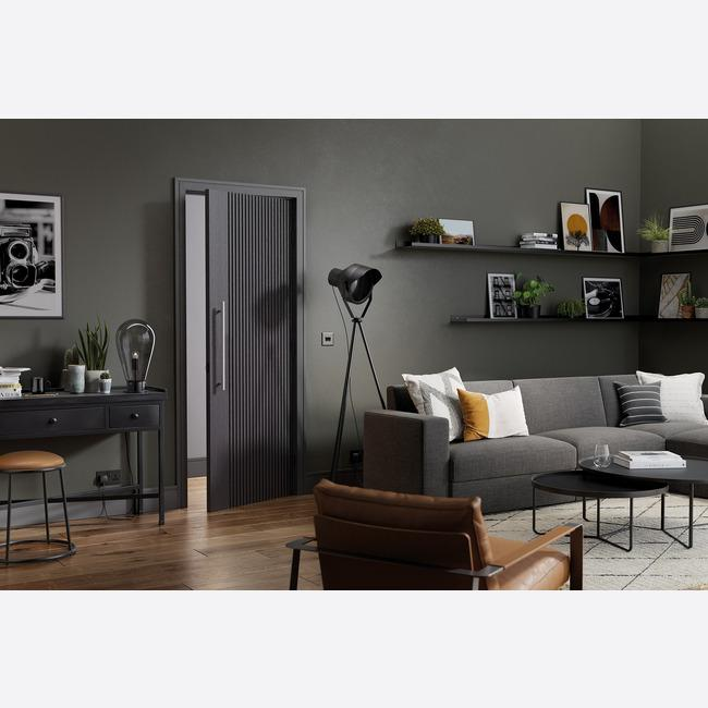 LPD Ash Grey Melbourne Standard Door