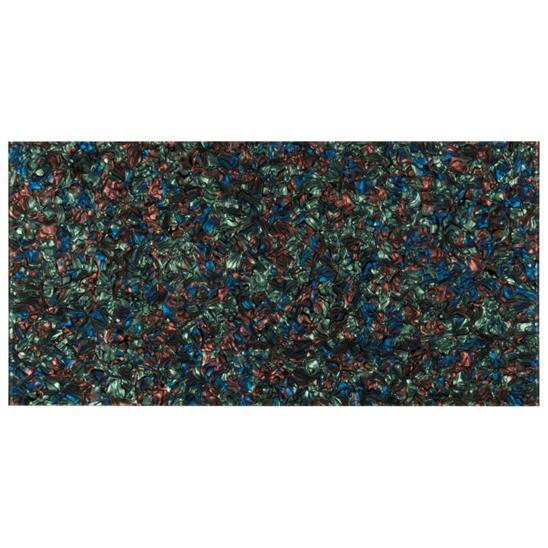 Paua Glass Tile