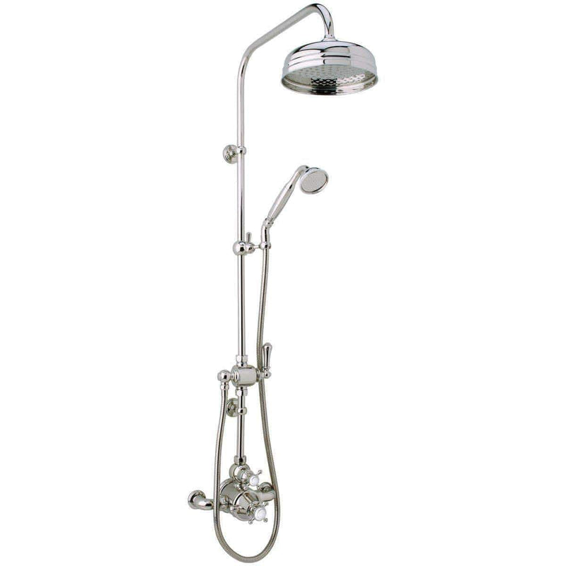 Perrin and Rowe Georgian Shower Set 2