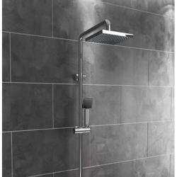 Arley Geneva Exposed Thermostatic Square Shower Kit