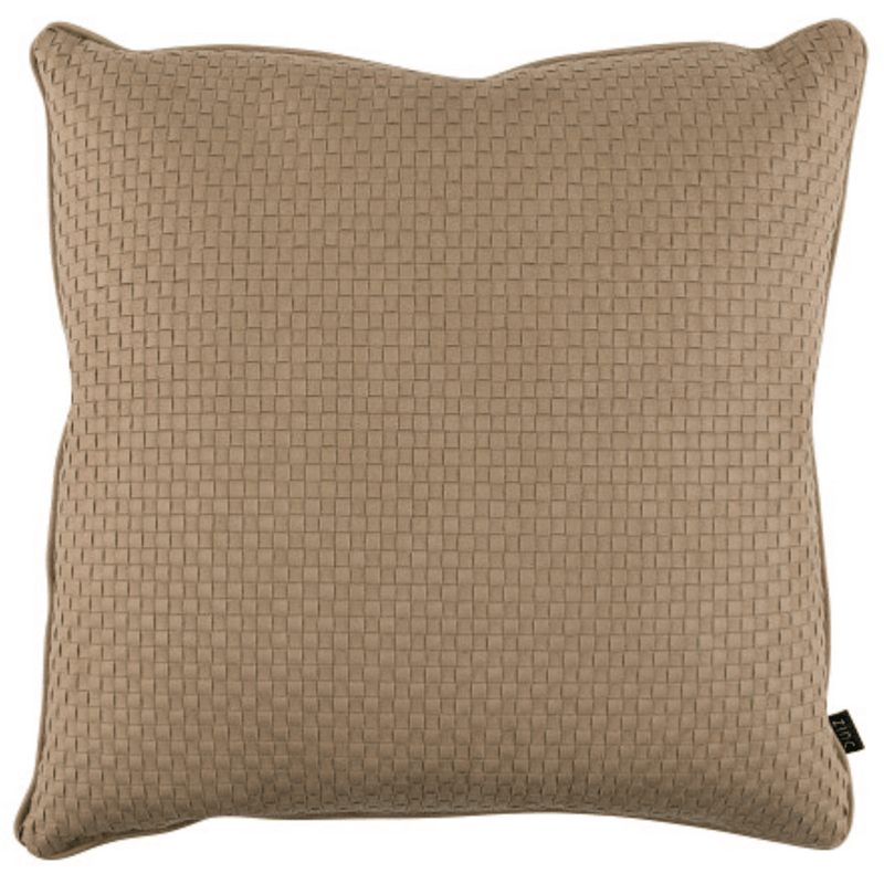 Zinc Textile Latigo Cushion Tobacco