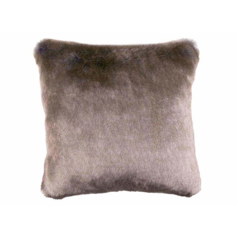 Zinc Textile Blue Fox Cushion