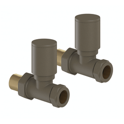 Hugo 2 Straight Angle Valves Arabica