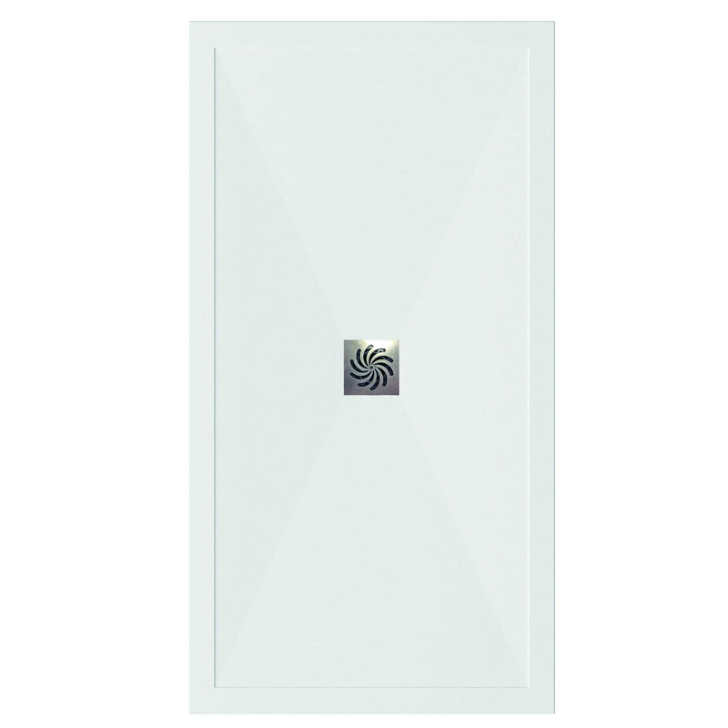 Tissino Bathrooms Armano 900mm Rectangle Shower Tray