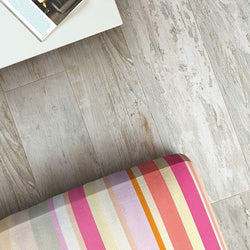 Club White Wood Effect Tiles